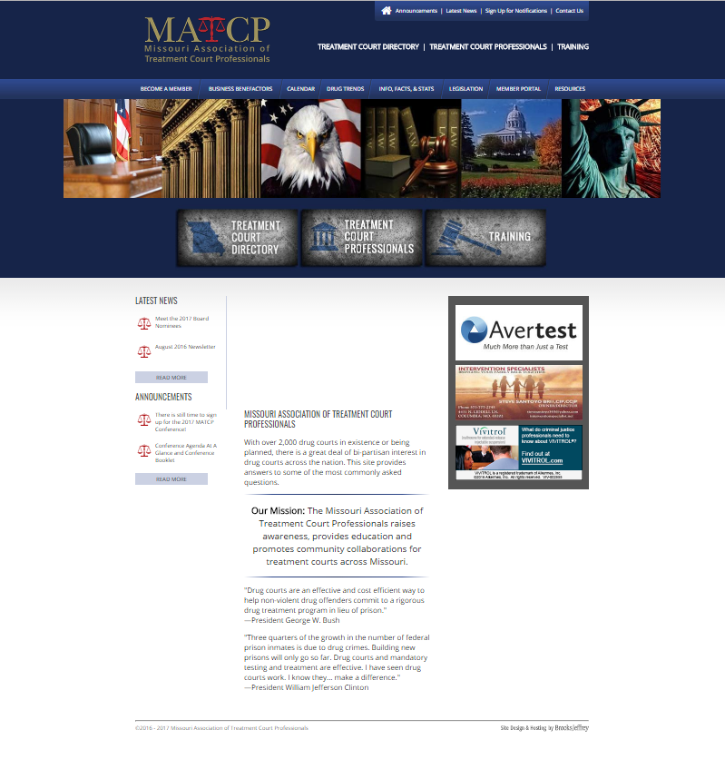 MO Treatment Courts Homepage