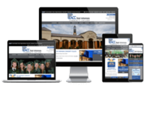 East Arkansas Community College Website Screenshot