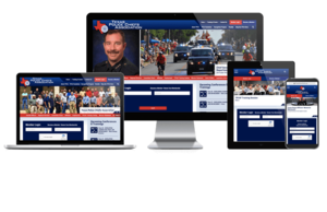 Texas Police Chiefs Association Website Screenshot
