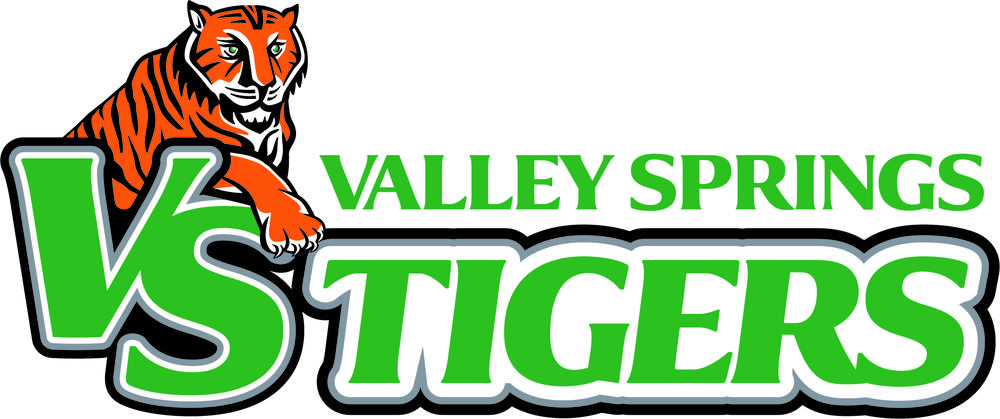 Valley Springs Tigers Logo